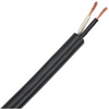 SPOOL WIRE-RUBBER CORD 16/2 SJEOW BLACK