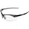 SAFETY GLASSES-DZ111-G2 ZORGE BLACK/CLEA