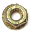 1/4-20         Flange Lock Nut