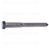 3/8 x 4        Hex Lag Screw S