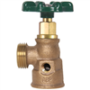"EVAP COOLER VALVE-3/4""x1/8IP GREEN HANDL"