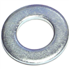 14mm           Flat Washer Zn