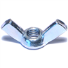 5mm-.80        Wing Nut Zinc