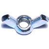7mm-1.0        Wing Nut Zinc