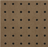 PEGBOARD-TEMPERED 4X8 3/16""