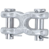 "CHAIN DBL CLEVIS LINK 3/8""   81380/196"