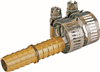 "HOSE END-BRASS MENDER 1/2""GB9105W/CLAMPS"