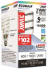 BULB-HOUSEHOLD CFL 10-28W 3WAY DAYLIGHT