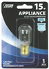 BULB-APPLIANCE  INCAN 15W T7  CLEAR INTM