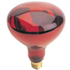BULB-HEAT LAMP 250W R40 REFLECTOR RED