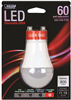 BULB-BIPIN LED 13.5W A19 GU24 BASE 3000K