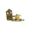 CAFE DOOR-PIVOTS N173-823 BRASS