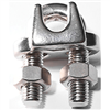 "Cable Clip Stainless Steel 1/8""  260S-1/8 0"