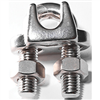 "Cable Clip Stainless Steel 1/4""  260S-1/4 0"
