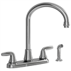 Faucet American Standard Kitchen 2 Handle Chrome High Arch 9316451.002 0