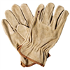 Gloves Wells Lamont 1012M Leather Suede 0