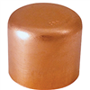 "Copper Fitting .50"" Cap 30626 0"