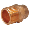 "Copper Fitting .75"" Male Adapter 30330 0"