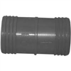 "Black Poly Insert Coupling 2.00"" 0"
