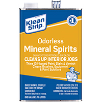 Chemicals Paint Thinner 1Gal (Odorless) GKSP94006 0
