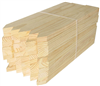 "Stakes Wooden 1""X2""X48"" (50/Bdl) 0"