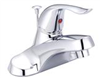 Faucet-Banner Lavatory 1 Hamdle Chrome W/Pop Up & 20'Supply Lines 901-B 0