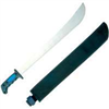 "Machete 22"" w/Rubber Handle Landscapers JLO-003-N3L/1973809 0"