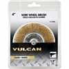 "Wire Wheel 1/4"" Shank 4""Coarse Vulcan 0"