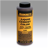 Cement Color Liquid Brown 10Oz  131701 0