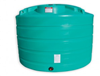 Water Tank 1350Gal Ribbed Poly Vertical 0
