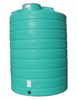 Water Tank 3000Gal Ribbed Poly Vertical 0