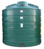 Water Tank 5200Gal Ribbed Poly Vertical 0