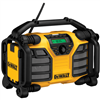 Radio/Charger Dewalt Worksite Dcr015 Powered By 12V Or 20V Max 0