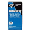 Cement Webpatch 90 4Lb Box 10314  White Do Not Use Under Vinyl Sheet Goods!! 0