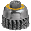 Grinding Cup Brush 3Xm10X1.25 Knotted Wire Dw4915 0