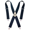 Suspenders-110Blu Blue Color 0