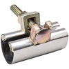 "Clamp-Pipe Repair  3/4"" 1Pc Stainless Steel 0"
