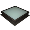 Skylight 2X4 Bronze Self Flash Bronze Clear Double Dome 0