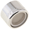 "Faucet Aerator Stainless Steel 55/64"" Female 144211 0"