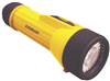 Flashlight Evinl25S Rubber & Steel 2/D 41-2968 3Aaa 0