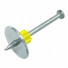 "Power Hammer Pins 2.50"" Pdpawl-250 .157 X 2-1/2"" With 1"" Washer 0"