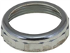 "Chrome Tubular Nut w/ Washer 1.50"" S/J 0"