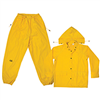 Rainsuit-Large  Ylw Ply 3Pc R102L 0