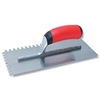 "Adhesive Spreader Trowel 15672 1/4"" Marshalltown Square Notched 1/4""X3/8""X1/4"" 11""X4-1/2"" 0"