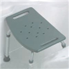 "Chair Without Back Aluminum Handicap 11""X19"" MDS89740KD 0"