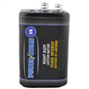 Battery Powerzone 6V Alkaline Spring Top 42-0800 0
