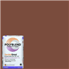 Ceramic Tile Grout 25Lb Sanded Grout Nutmeg Brown #50 Pbg5025 0