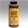 Cement Color Liquid Buff 10Oz 131702 0