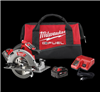 Saw Circular*D*Milwaukee 2731-22 Fuel 18V 1-Xc 4.0 Battery; 1-Charger; 1-Blade 0