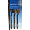 Brush Detail Brush Sets, 3-Piece - Mini Scratch 4083Tv 0